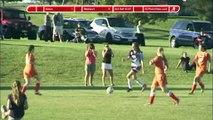 Girls Soccer - Keene Beavers vs Westport Eagles 09-26-14 - Scorebug - 2nd Half