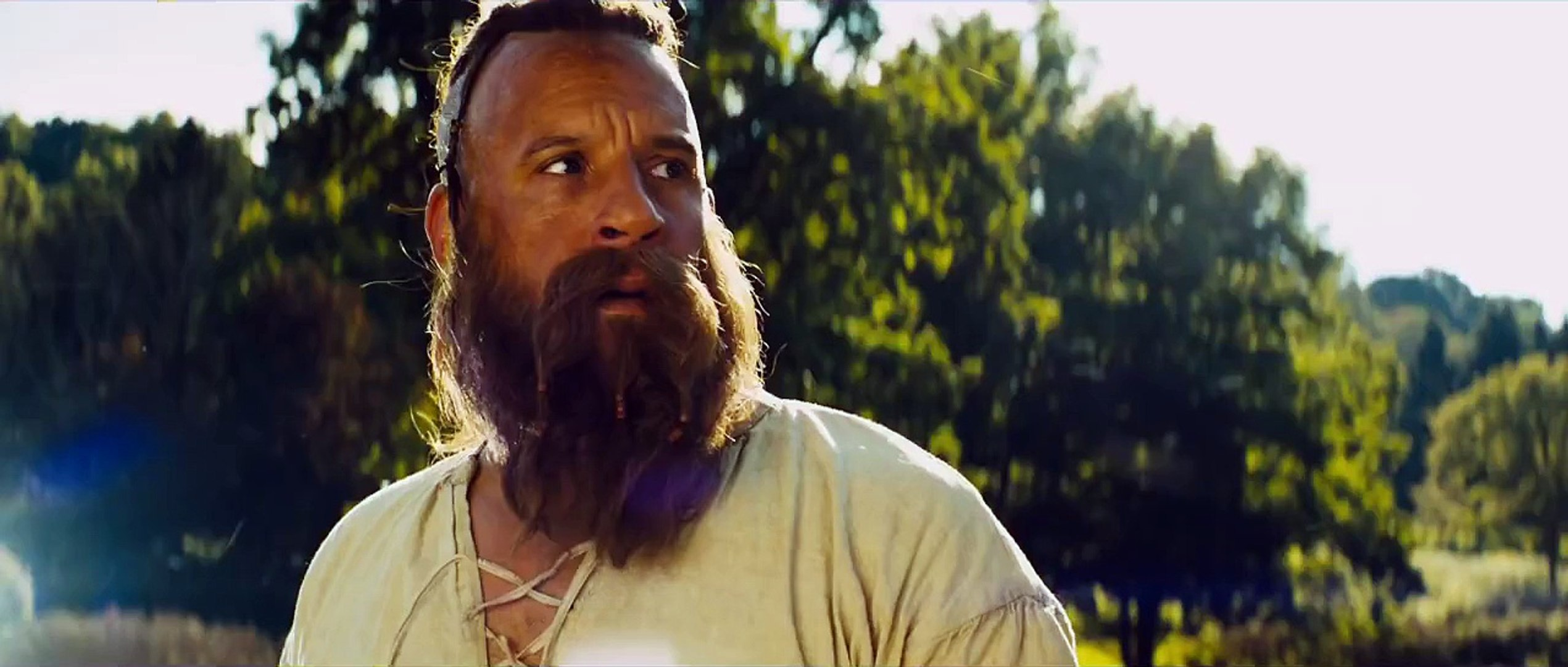 The Last Witch Hunter Official Trailer #1 (2015) Vin Diesel, Michael Caine Fantasy Action