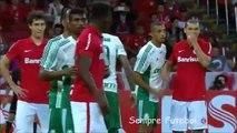Internacional 1 x 0 Palmeiras - Melhores Momentos - Brasileirão 09/09/2015
