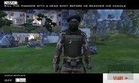 Kill Shot Black Ops Mission Region 1 - Kill The Hammer with a Head Shot Gameplay