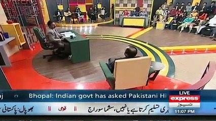 Khabardar with Aftab Iqbal on Express News (22nd November 2015)