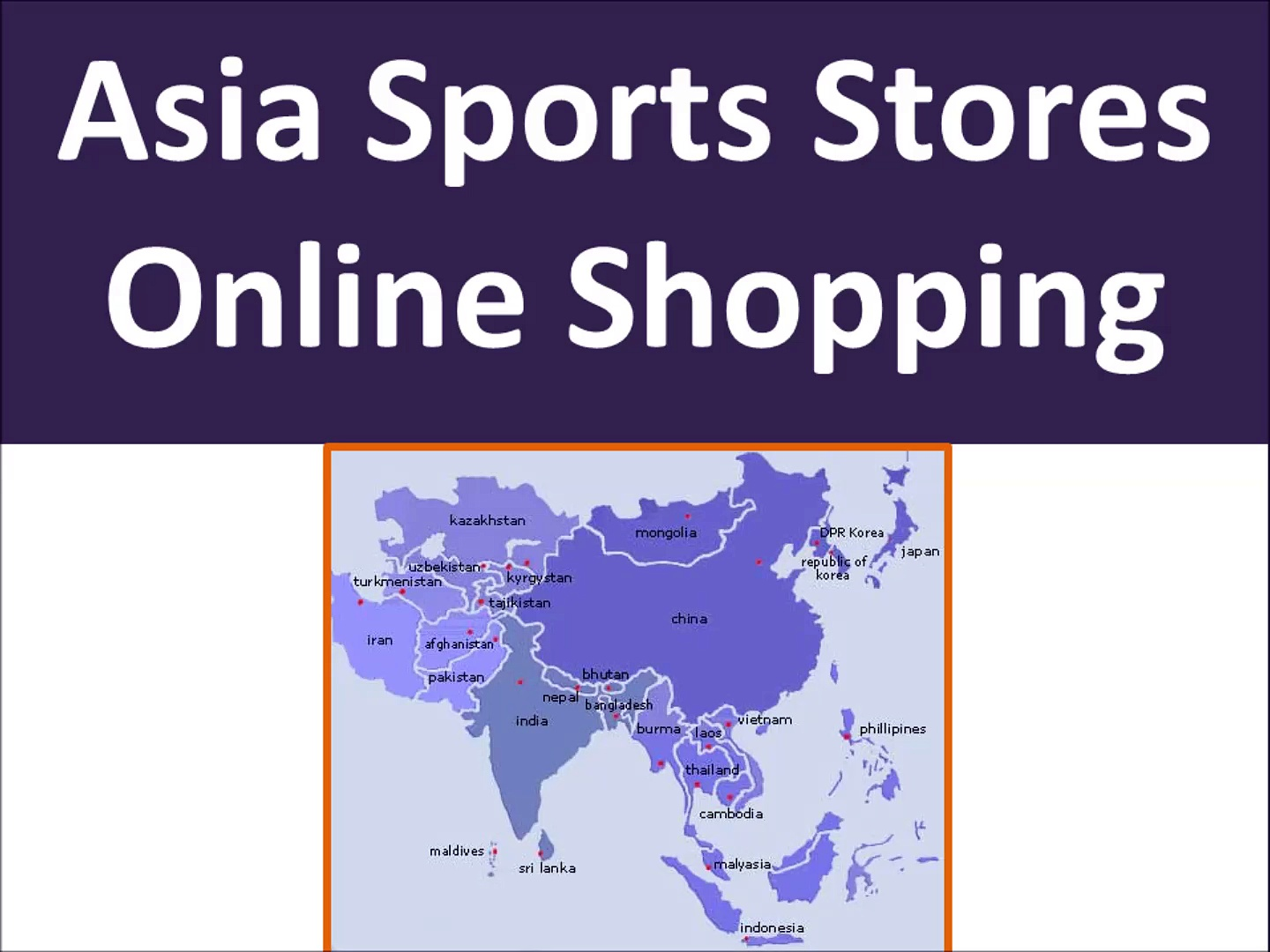 Asia Sports Stores Online Shopping