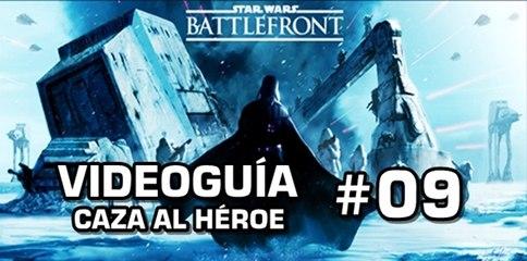Star Wars: Battlefront, Vídeo Guía: 9- Caza al héroe.