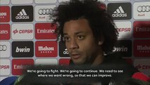 Real Madrid 0-4 Barcelona - Marcelo Vieira Post-Match Interview w_English Subtitles 21.11.2015