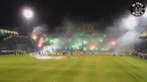 Affrontements violents lors de Panathinaikos-Olympiakos