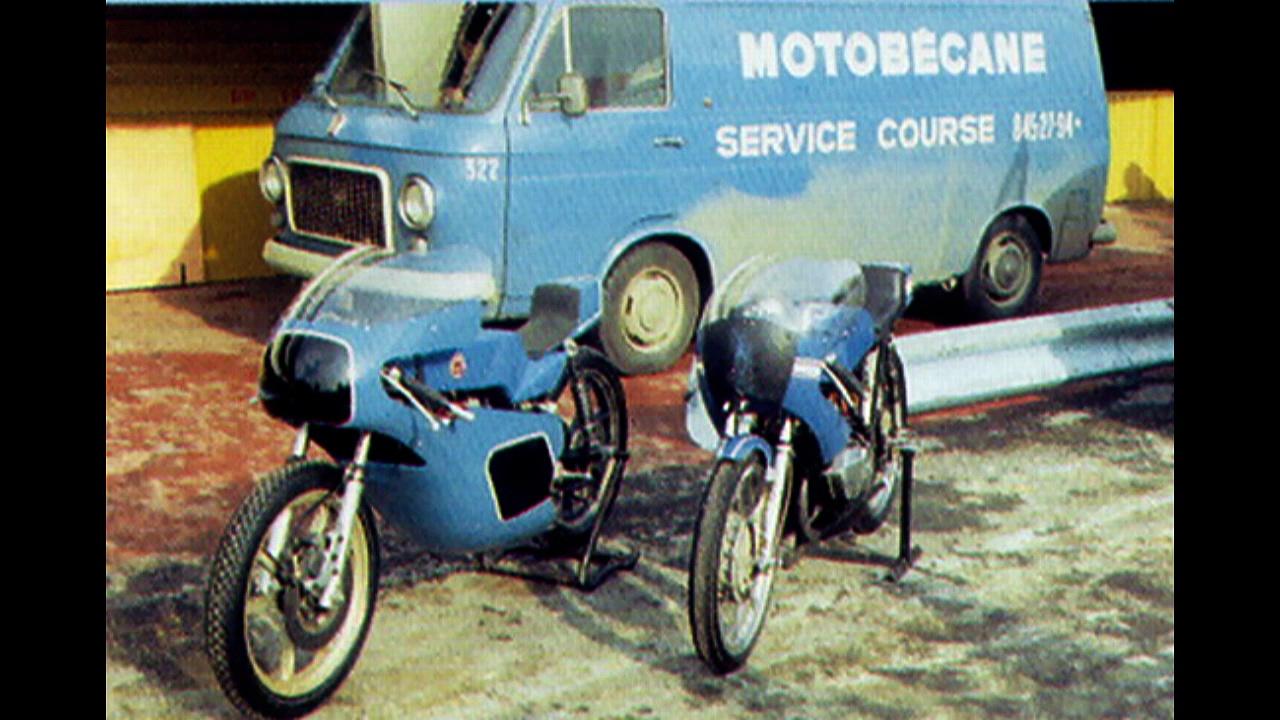 Motobécane Grand Prix