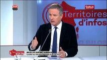 Dupont- Aignan : l'espace Schengen est « mort de mort »