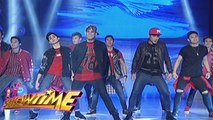 It's Showtime: Hashtags dance 'Talk Dirty' on It's Showtime