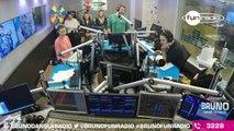 Le Boss de Fun Radio fait un show de Pole Dance ! (23/11/2015) - Best Of en Images de Bruno dans la Radio