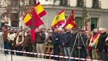 La extrema derecha conmemora aniversario de la muerte de Franco