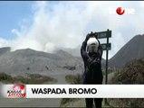 Erupsi Bromo Diprediksi Lebih Kecil dari Letusan 2010