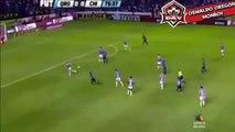 La Increible Rabona De Ronaldinho - Queretaro vs Jaguares 2015 Liga MX - Queretaro vs Chia
