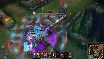 Epic Moments #88 | Thresh Hooks Invisible Talon | League of Legends