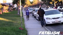 Dropping Guns In The Hood (PRANKS GONE WRONG) Social Experiment Funny Videos Pranks 2015
