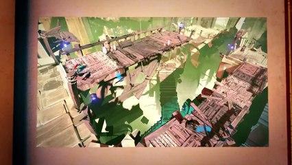 Trailer Gameplay  de Stories: The Path of Destinies