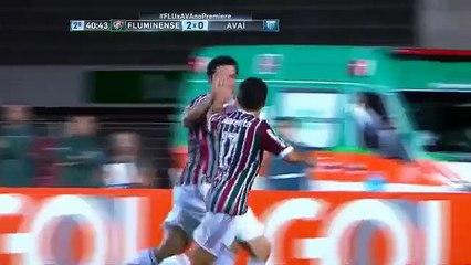 Joli but de Fred avec Fluminense !