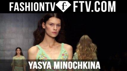Yasya Minochkina Spring/Summer 2016 Fashion Show Russia | MBFW | FTV.com