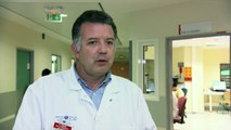 Pr Enrique Casalino : « vraiment très fier de la coopération des équipes »