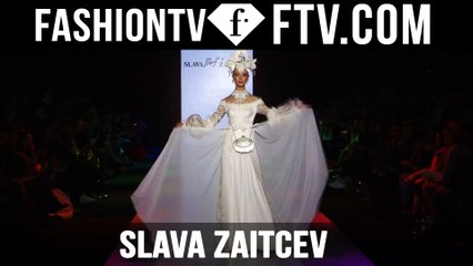 Slava Zaitcev Spring/Summer 2016 Collection Russia | MBFW | FTV.com