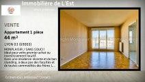 A vendre - Appartement - LYON 03 (69003) - 1 pièce - 44m²