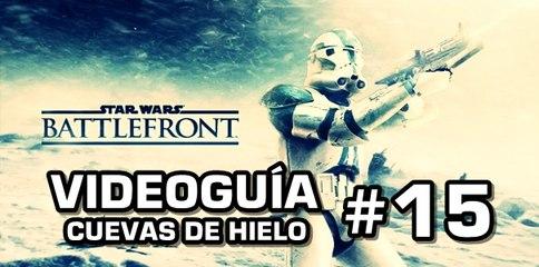 Star Wars: Battlefront, Vídeo Guía: 15- Cuevas de hielo.
