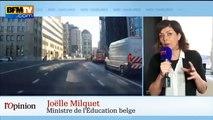 La réponse d'une ministre belge aux critiques / Charles Beigbeder veut fermer les frontières