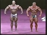 Jay cutler vs ronnie coleman, 2001