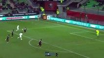 Damien Da Silva Fantastic Goal - Stade Rennais vs. SM Cean 1-4 Damien Da Silva Fantastic Goal - Stade Rennais vs. SM Cea