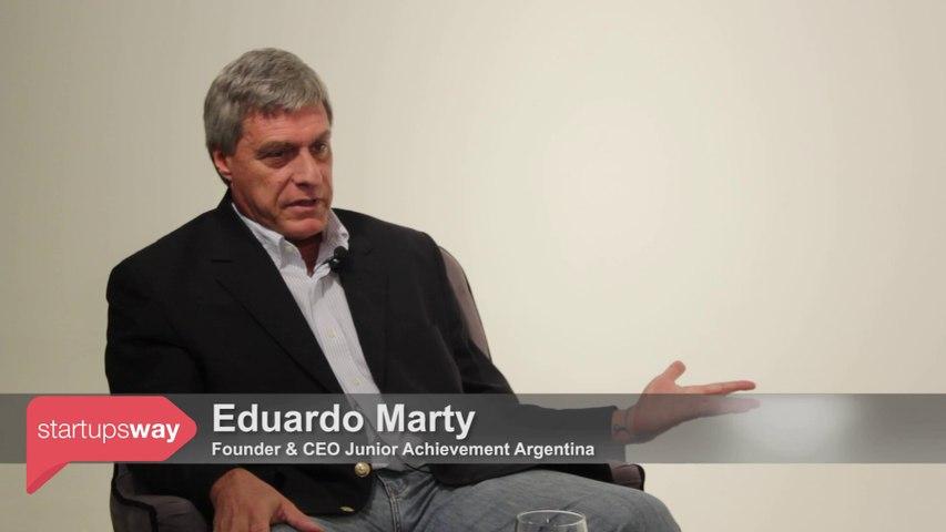EDUARDO MARTY en Startups Way (RESUMEN)