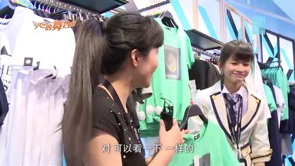 SNH48《心的舞台》第二集 佳琪上班坐错地铁 思意变甜美售货员