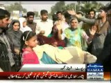 Rana Sanaullah's protocol proved costly -- Patient relatives beaten by Hospital guards