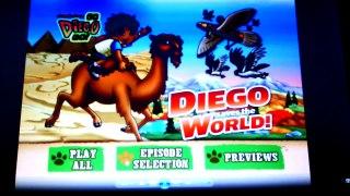 Go Diego Go Diego saves the World