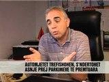 Tirana, kolaps per parkingje - Vizion Plus - News, Lajme