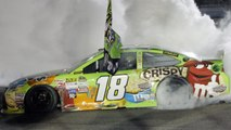Is Champion Kyle Busch Good for NASCAR?