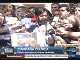 Diputado Pizarro denunció agresiones a caravana de la MUD