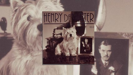 Henry de Winter - Einen Walzer Für Dich Und Für Mich