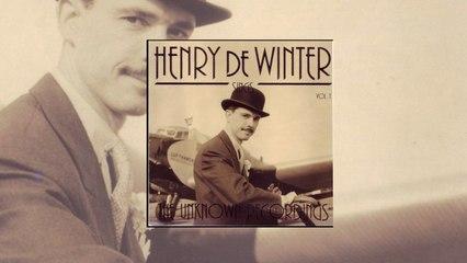 Henry de Winter - Black Bottom