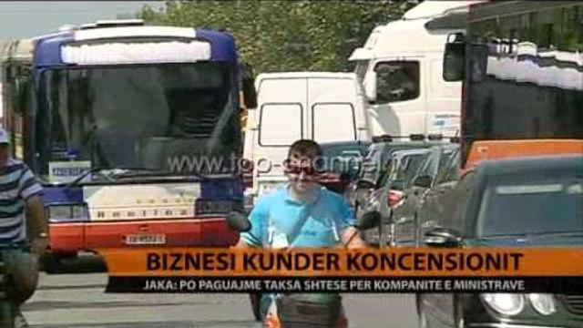 Jaka: Po paguajmë taksa shtesë për kompanitë e ministrave - Top Channel Albania - News - Lajme