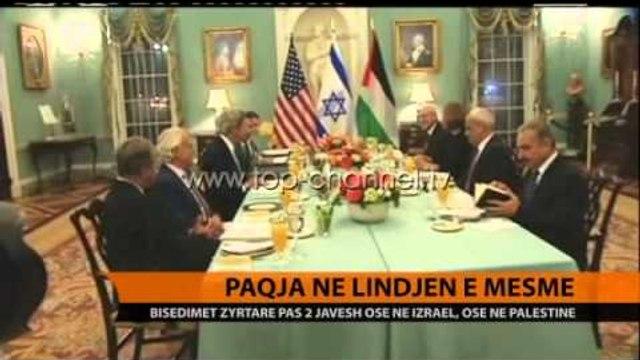 Paqja në Lindjen e Mesme - Top Channel Albania - News - Lajme