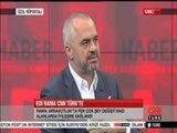"""RAMA FLET PER """"CNN TURK"""" PRIORITET I QEVERISE SE RE DO JETE LUFTA KUNDER KORRUPSIONIT LAJM"""