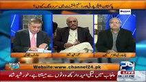 Imran Khan Aur Nawaz Sharif Ka Graph Kese Niche Jaraha Hai.. Khursheed Shah Telling
