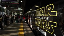 The Force is Strong with this Japanese Star Wars Themed Bullet Train