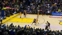 Kyle Lowry Blows the Chance to Win the Game | Raptors vs Warriors | November 17, 2015 | NBA