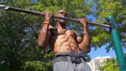 53-Year-Old Vegan Exercise Routine