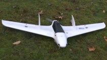 Démonstration de drone par l'ENAC