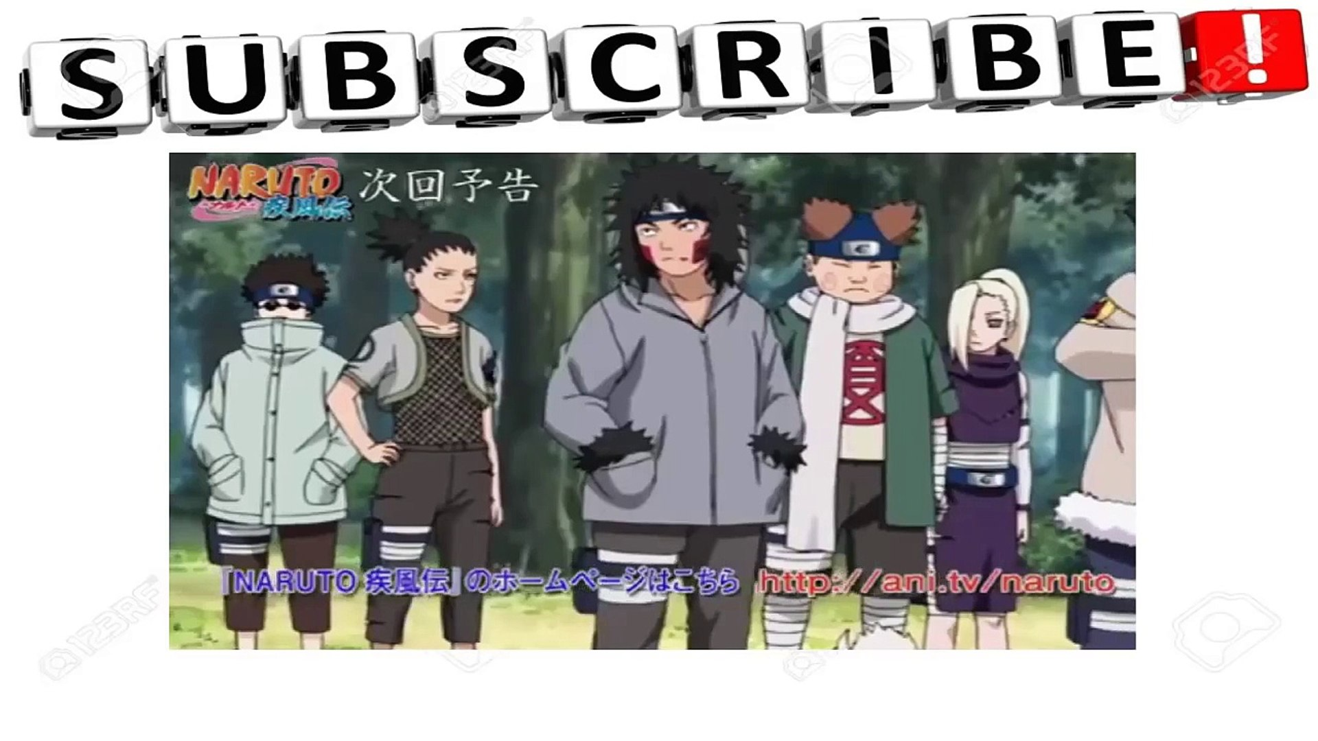 Naruto Shippuden Episode 437 Preview HD