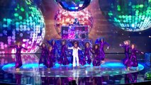 Groove Thing get their cute on! | Semi Final 2 | Britains Got Talent 2015