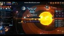 Vega Conflict セクターアクティビリティー狙撃素材53 初見試し