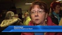 D!CI TV : Forte mobilisation des habitants, parfois inquiets, de l'arrivée de migrants à Aspres-sur-Buëch