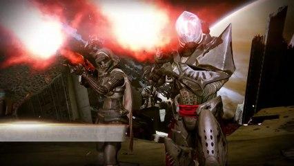 Destiny Le Roi des Corrompus - Bande-annonce officielle du parrainage d amis [FR] de Destiny